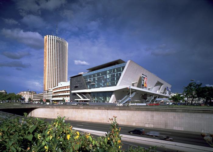 Le palais des congr s paris select - Adresse palais des congres paris porte maillot ...