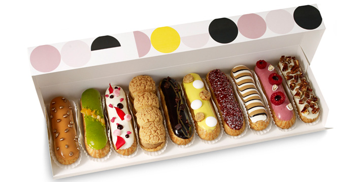 L 39 eclair de g nie a pastry shop for eclairs lovers paris select - Kit eclairs le meilleur patissier ...