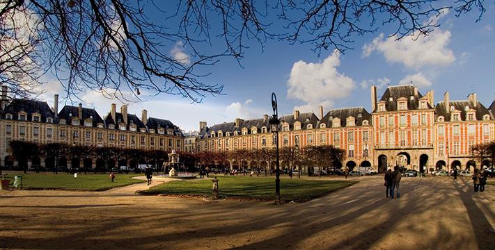 Place Royale Restaurant Paris