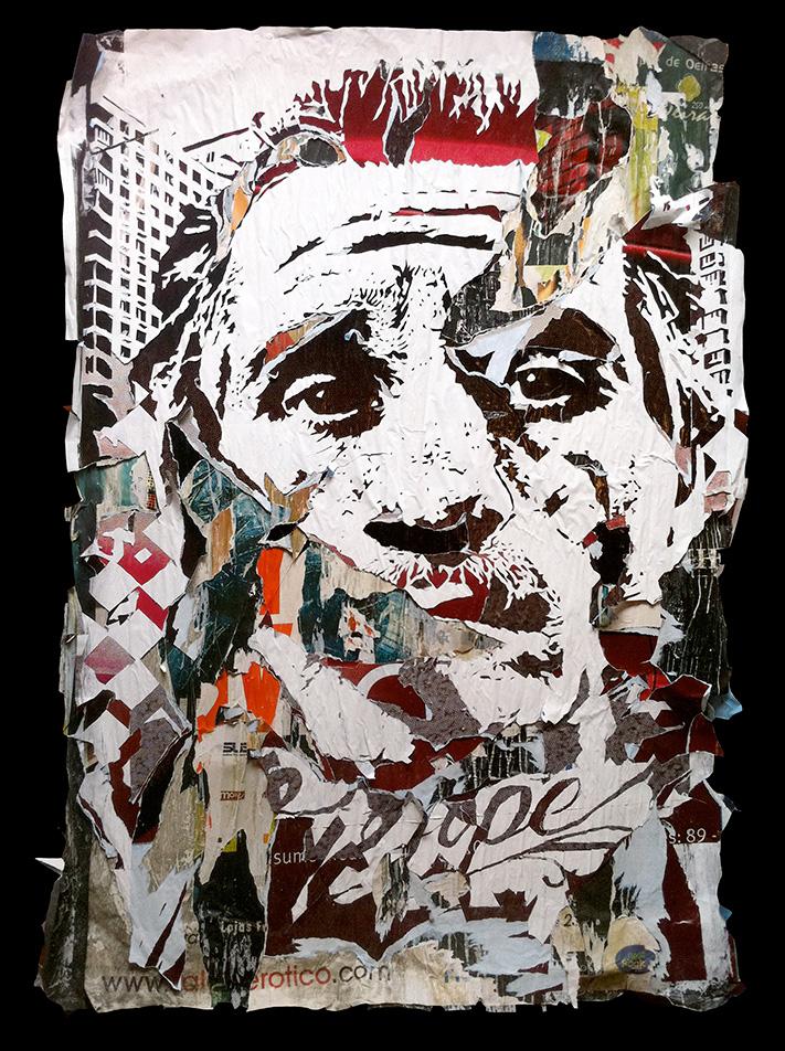 Beyond street art at mus e de la poste paris select - Galerie street art paris ...