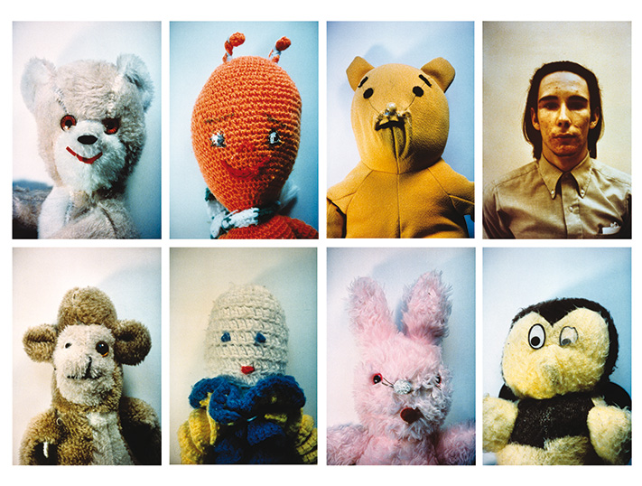 mike kelley at centre pompidou paris select