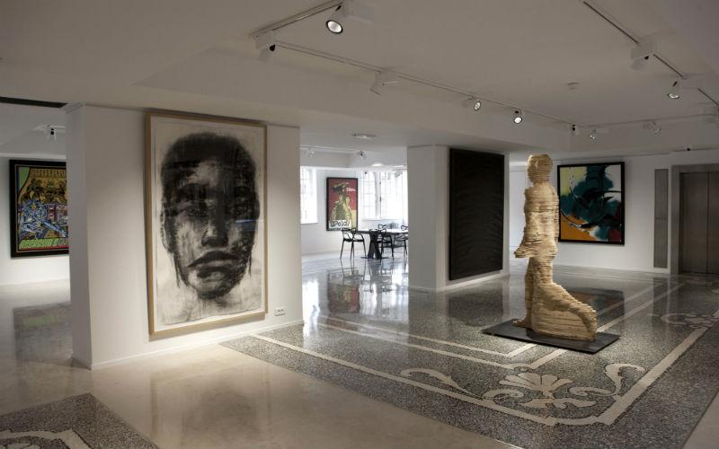 L 39 opera gallery se distingue par sa nouvelle adresse for Adresse paris expo