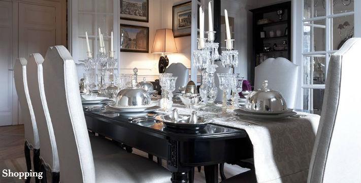 mis en demeure de la d coration d 39 int rieur au chic intemporel paris select. Black Bedroom Furniture Sets. Home Design Ideas