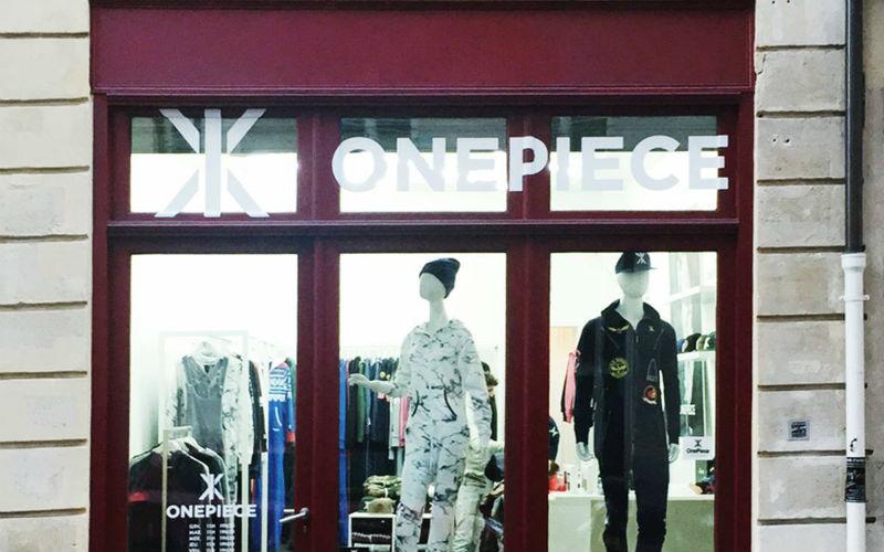 Onepiece le marais paris select - Une boutique dans mon salon marque ...