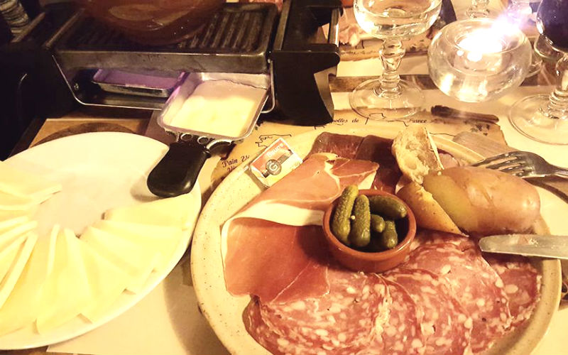 restaurant fondue paris