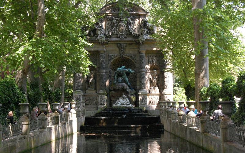 Jardin du luxembourg paris select - Jardin du luxembourg adresse ...