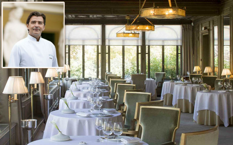 Restaurant Ledoyen Paris De Funes