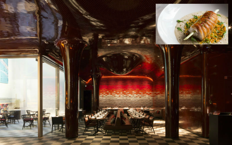 Les 10 restaurants les plus peoples de paris paris select for Les bains douches paris hotel