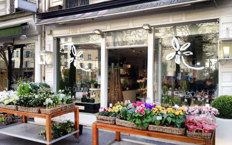 Where are the best flowershops in paris paris select for 104 rue du jardin paris