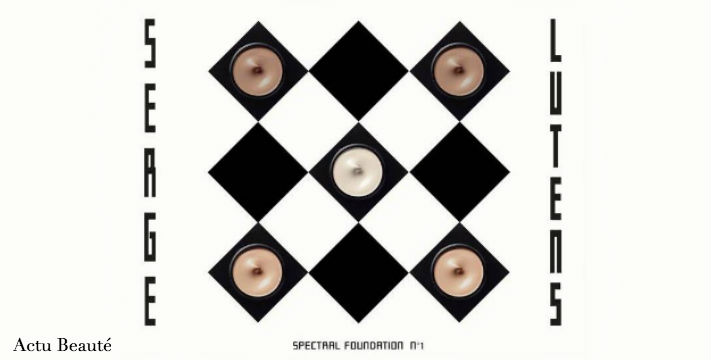 Spectral Foundation Serge Lutens UNE