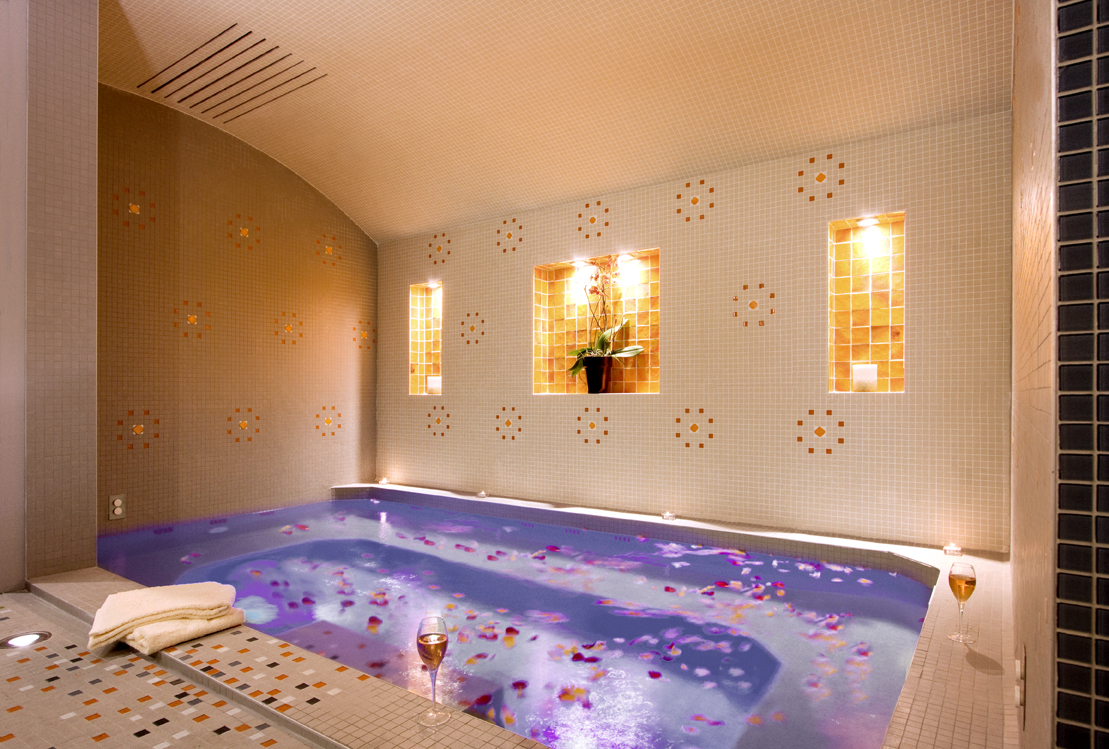 The most beautiful spa where to relax paris select for Pareti salone