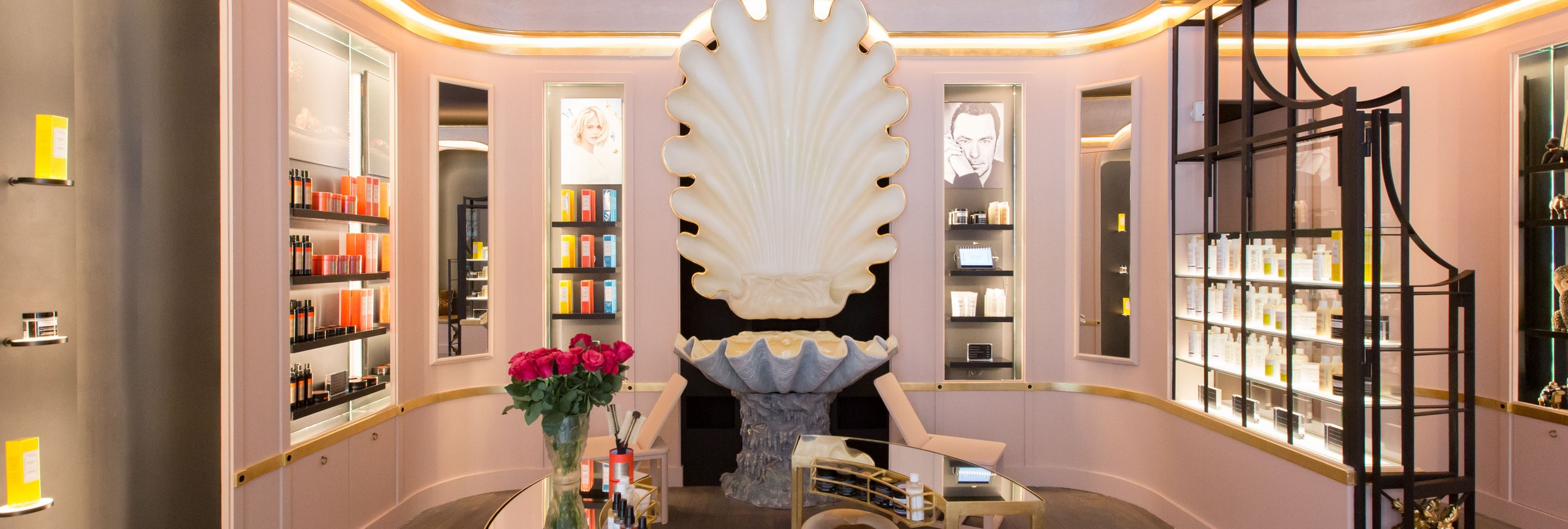 pour le printemps on s offre le coiffeur des stars paris select. Black Bedroom Furniture Sets. Home Design Ideas