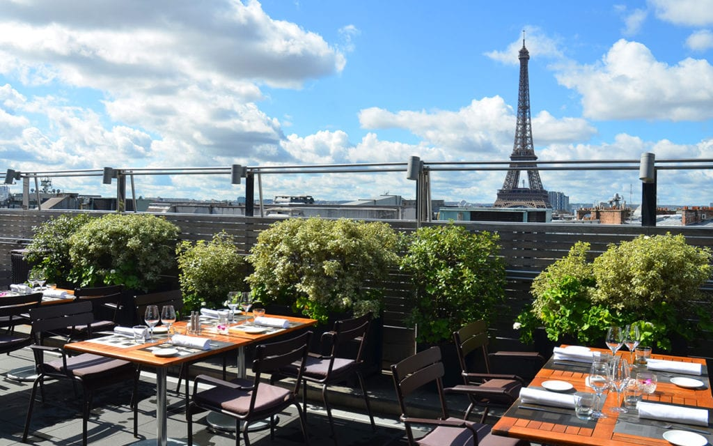Paris select book le guide chic des tendances parisiennes for La maison du cafe paris