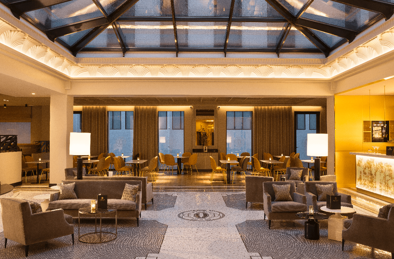 Le tsuba h tel le nouveau qg branch des ternes paris for Hotel branche a paris