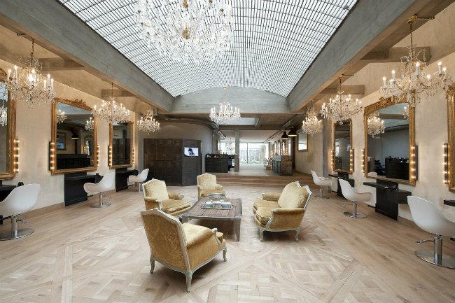 Les meilleurs salons de coiffure de paris paris select for Salon de coiffure paris 8