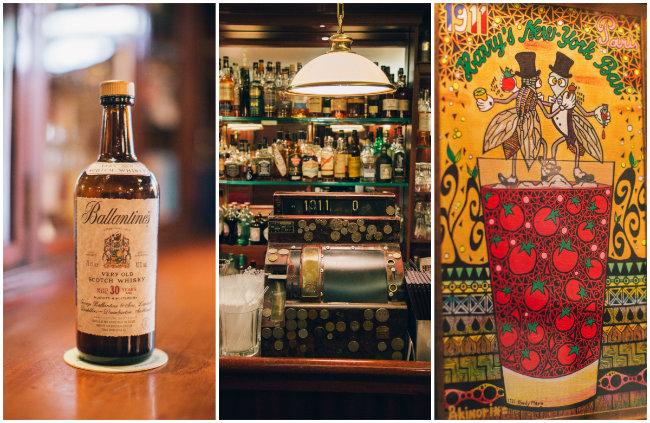 Le cocktail le plus original de paris paris select for Cocktail whisky miel