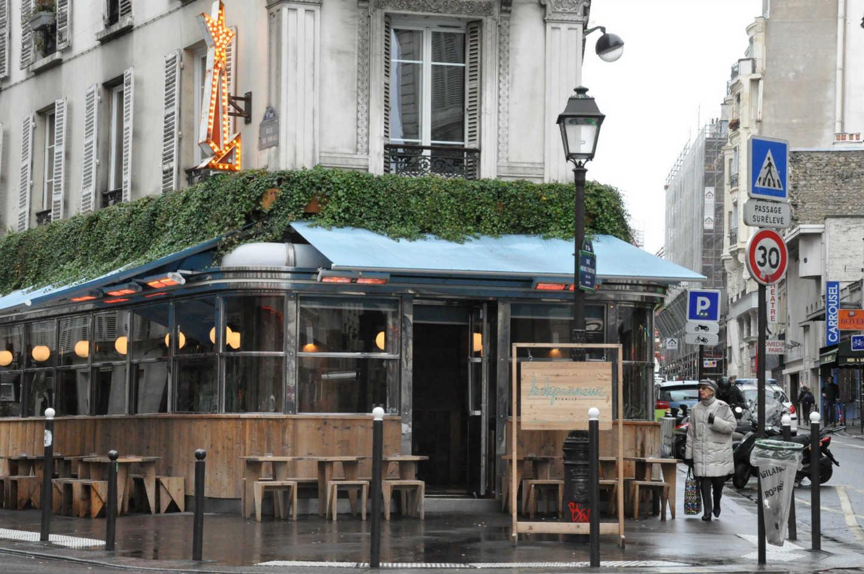 La Canaille Restaurant Paris