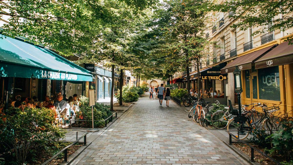 rue du marais gay paris adresse